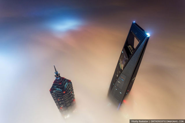 Breath-taking Photographs That Urban Climbers Risk Their Lives to Take