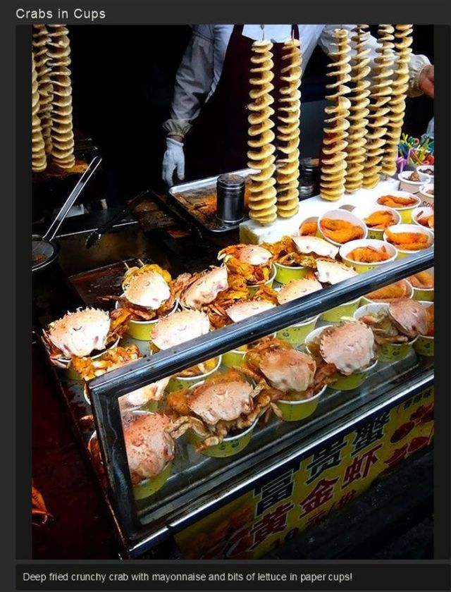 Bizarre Foods You Can Only Find to Eat in China
