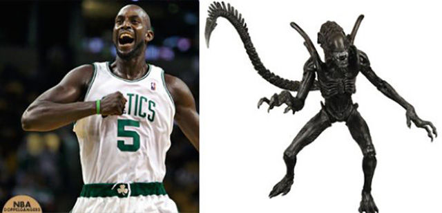NBA Stars and Their Crazy and Hilarious Lookalikes