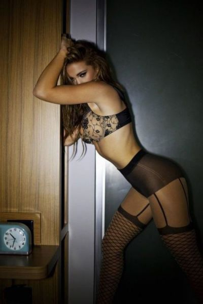 All Girls Look Sexier in Lingerie