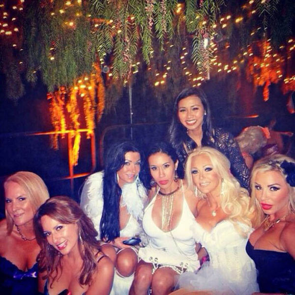 """Playful Party Pics from Playboy's """"Midsummer Night's Dream"""" Themed Event"""