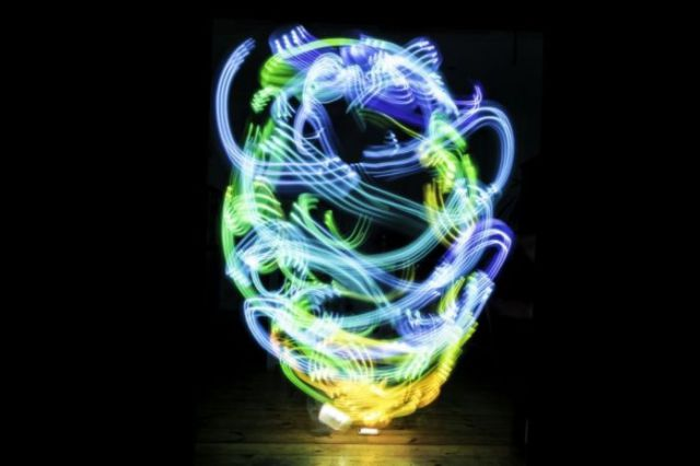 What Wi-Fi Signals Look like in Color