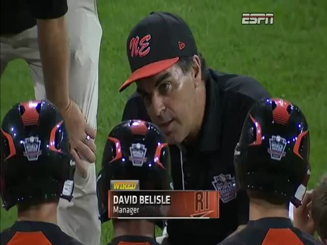 Little League Coach Gives Moving and Motivational Speech to Kids After Loss  (VIDEO)
