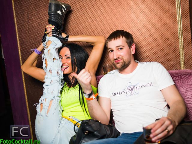 Russian Night Clubs: Where Weird Meets Beautiful