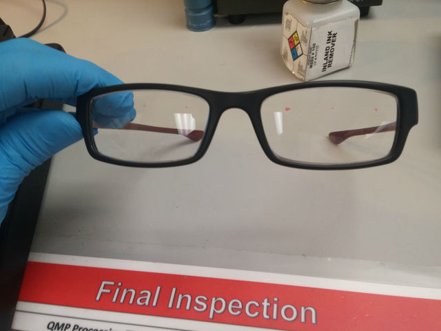 The Manufacturing Process behind Your Glasses