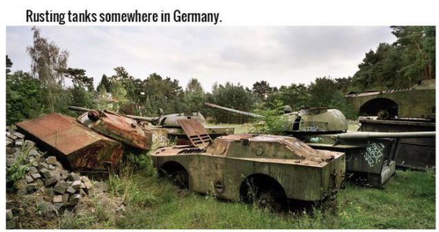 Cold War Artefacts That Are Haunting Reminders of the Past
