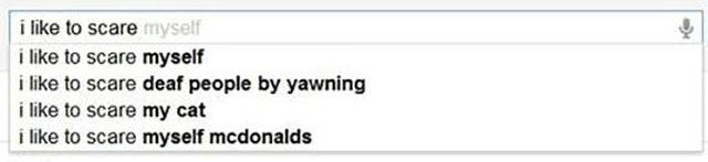 Random Google Autocompletes That Are Highly Suspicious