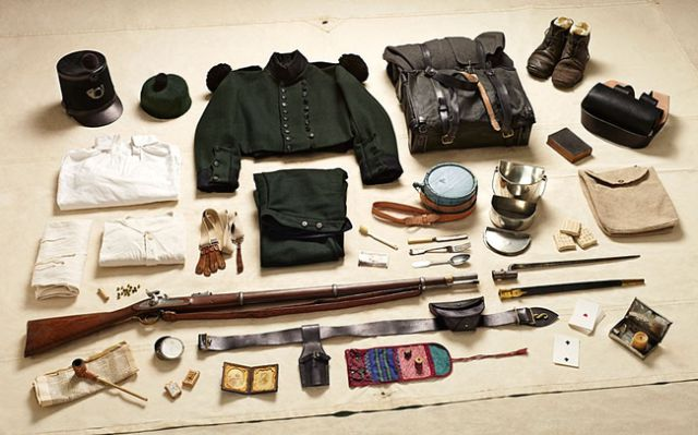 A Thousand Years of Epic Military Wear