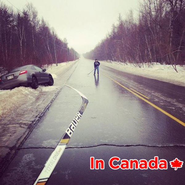 Why People Think Canadians Are Weird