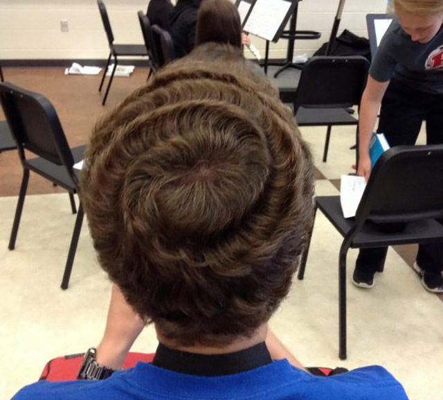 The Wackiest and Most Inventive Hairstyles Ever