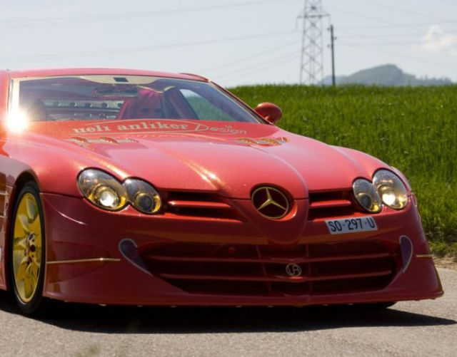 Mercedes Benz That's Worth $10 Million