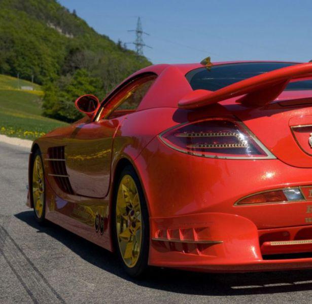 Mercedes Benz That's Worth $10 Million
