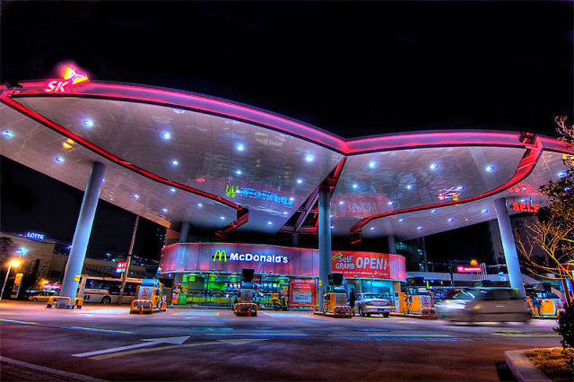 Cool One-of-a-kind McDonald's Stores around the World