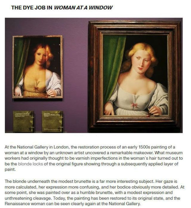 Famous Paintings That Contain Secret Hidden Messages