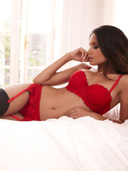Pretty Girls Get a Sexy Makeover in Skimpy Lingerie