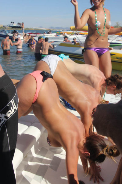 Lake havasu topless pic beautiful perky