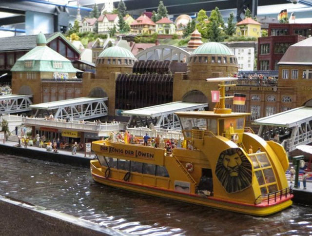 The Largest and Most Realistic Model Railway Ever Built