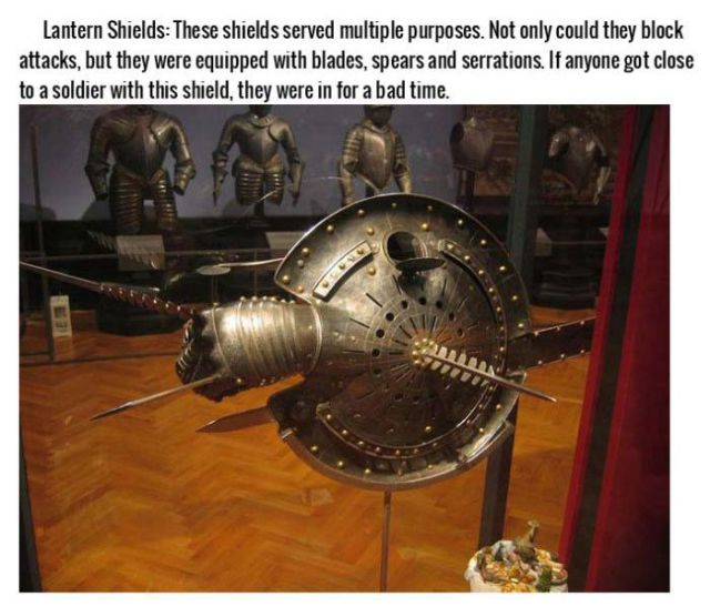 Lethal Combat Weapons Throughout Time