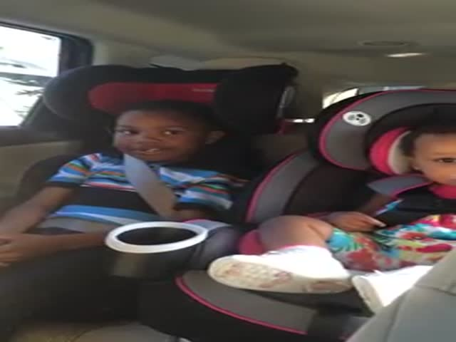 Cute Toddler Has a Very Unexpected Reaction to His Mom's Pregnancy News  (VIDEO)
