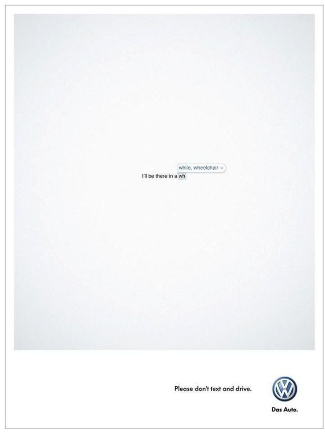 Advertising That Is Very Thought Provoking