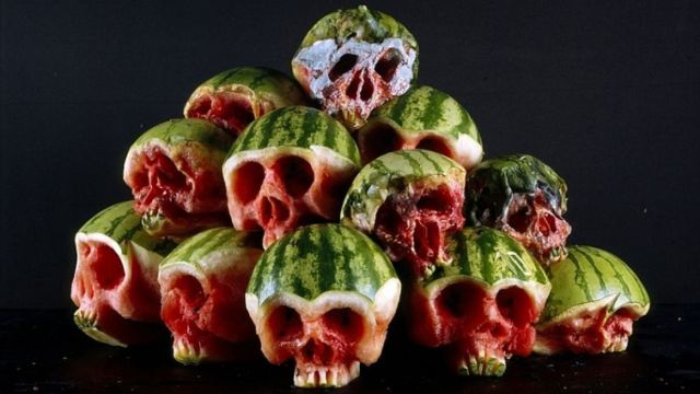 Perverse Snacks Fit for Halloween