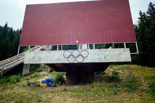 What Places Really Look Like Once the Olympic Games Have Come and Gone