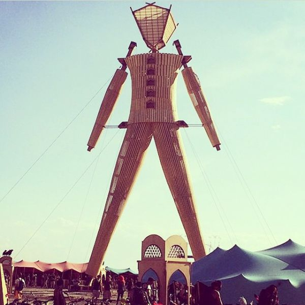 All the Calm, Chaos and Craziness of Burning Man 2014