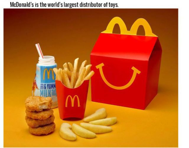 Fun Fast Facts about Fast Food