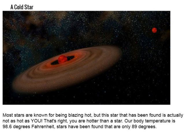 Mind-blowing Facts about Outer Space