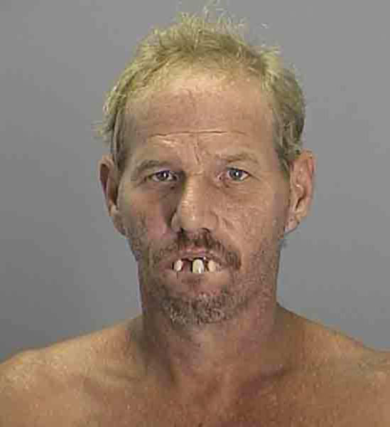 Mugshots That Will Freak You Out!
