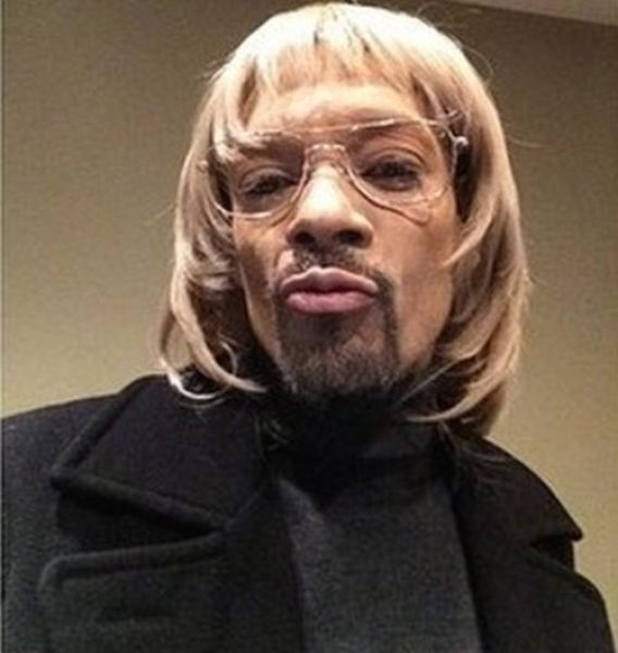 Snoop Dog's Weird White Alter-Ego