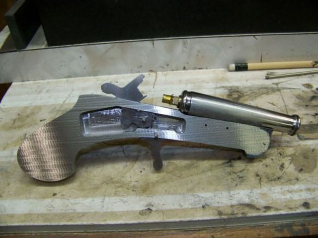 This Knife-Gun Combo Is the Ultimate All-in-one Weapon