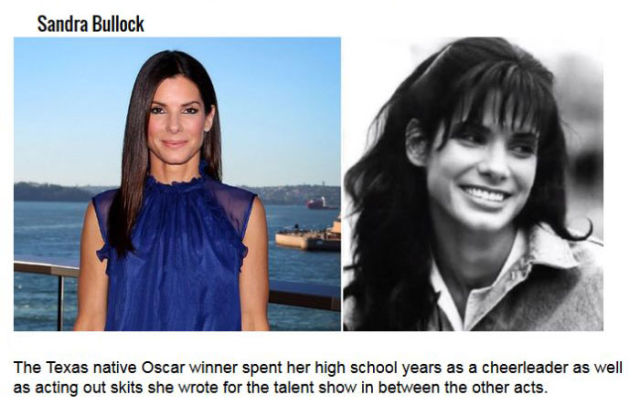 Yearbook Photos of Famous People