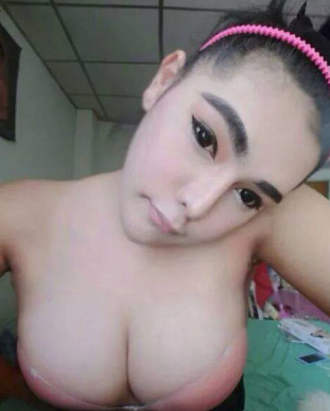 A Cute Asian Girl