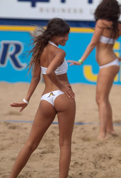 Girls Who Look Great from Behind