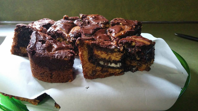 Brownies That Are Totally Out of This World