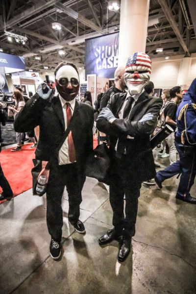 Fan Expo's Awesome Nerdy Stuff and Cool Cosplay