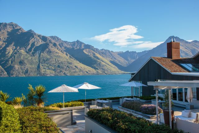 Spectacularly Scenic and Stunning Hotels Worldwide
