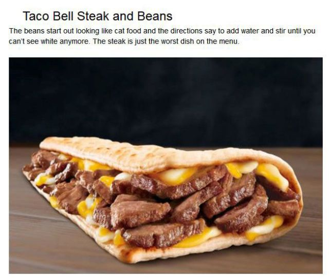 Fast Food Workers Dish on What Not to Eat off the Menu
