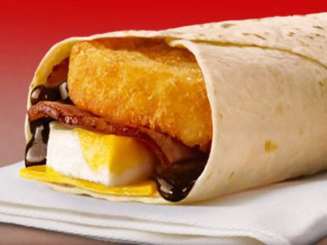 Unusual McDonald's Takeout from around the World
