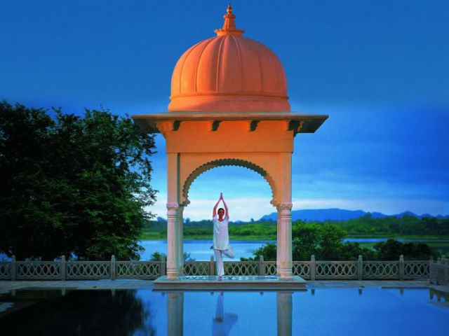 Stunning and Luxurious Indian Hotel That Is Worth a Visit