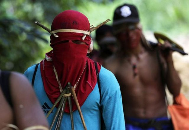 Amazonian Citizens Fight Back Against Loggers