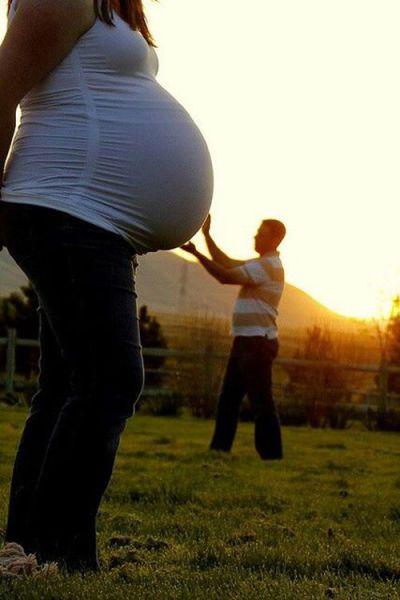 Weird Pregnancy Photos That Are a Bit Cringe-worthy