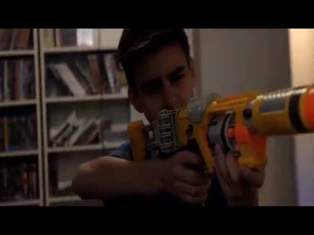 Most Epic Nerf War of All Time