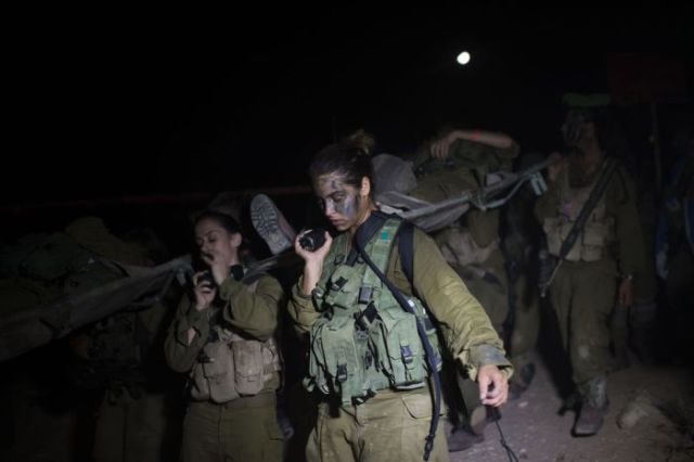 The Real Women Serving in the Israeli Army