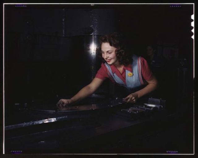 Photos Depicting Everyday Life during WWII