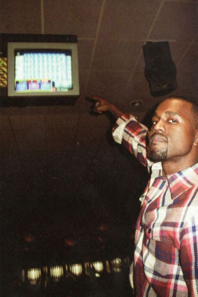 Kanye West Doing Things Normal People Do Too 18 Pics