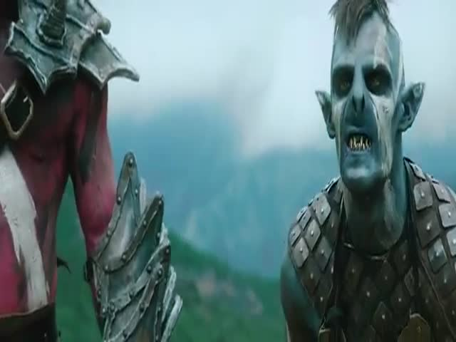 Cool Live-Action Short Film Based on 'The Shadow of Mordor'