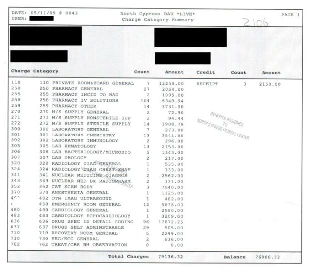 Medical Bills Can Cripple Your Bank Account