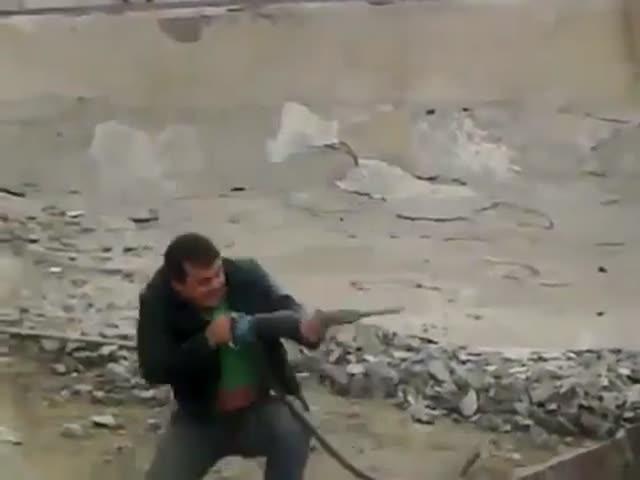Russian Jackhammer Wars